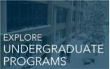 Undergraduate Programs and Courses
