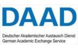 The DAAD scholarhip 2015-2016
