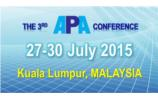 Asian Population Association (APA) Third International Conference