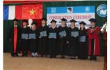 CONVOCATION CEREMONY OF PROGRAM LINKED WITH PGSM – FRANCE