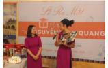 OPENING CEREMONY OF NGUYEN VINH QUANG BOOKCASE