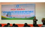 "Seminar ""Vietnam's new era of International Economic Integration"""