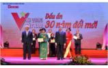 "PROF. DR. NGUYEN THI KIM LAN WAS HONORED AT THE CEREMONY ""VIETNAM'S GLORY - IMPRINTS OF 30 YEARS OF RENEWAL"""