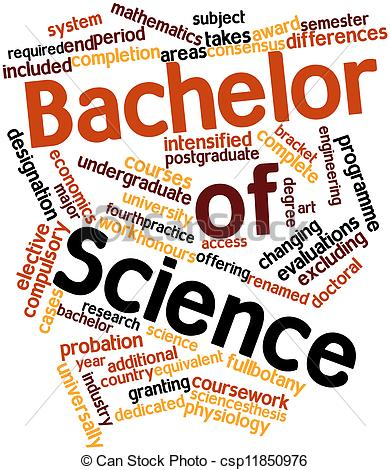 mr bachelor of science degree Science preparing you for a world of discovery if you have an inquisitive mind and see yourself engaged in the pursuit of knowledge as a researcher and scientist, stfx offers a rigorous undergraduate science program suited to your interests.